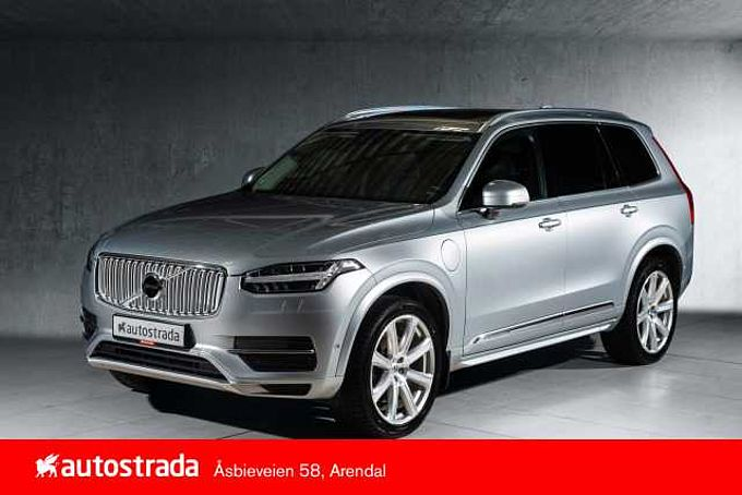 Volvo XC90 T8 407hk Inscription AWD
