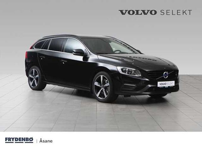 Volvo V60 D5 R-Design Twin Engine