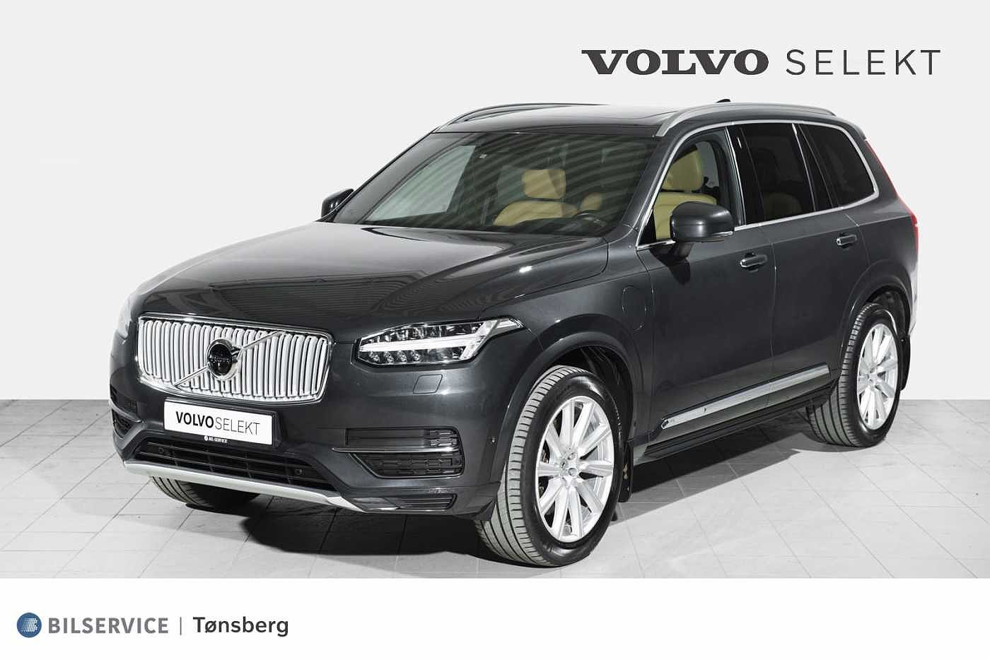 Volvo  T8 407hk Inscription AWD