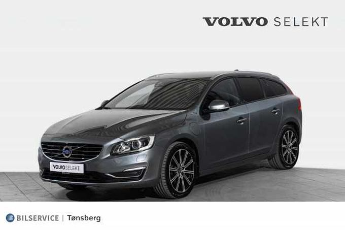 Volvo V60 D6 AWD Twin E. Summum Spec. Ed.