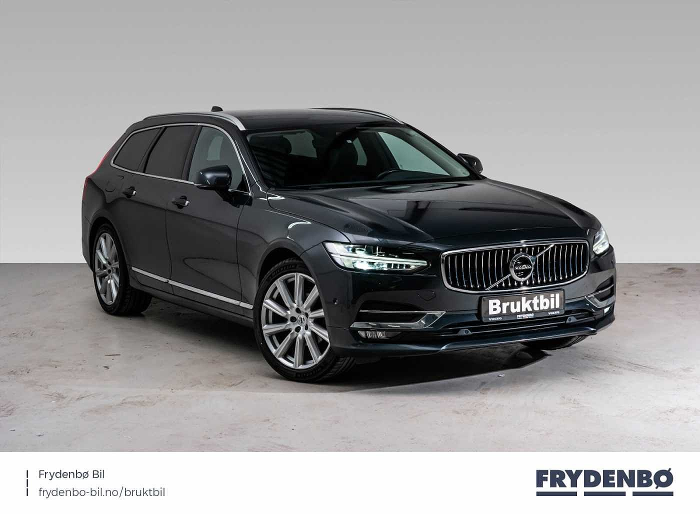 Volvo  D3 150hk Inscription AWD aut