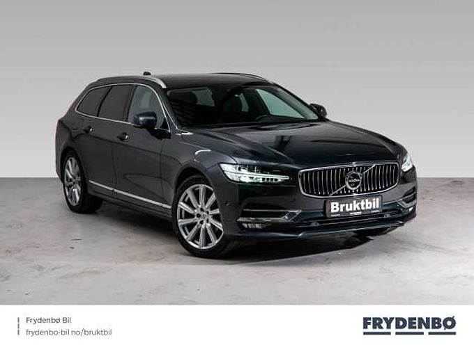 Volvo V90 D3 150hk Inscription AWD aut