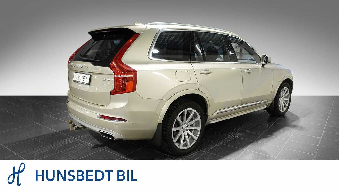 Volvo  D5 225hk Inscription AWD
