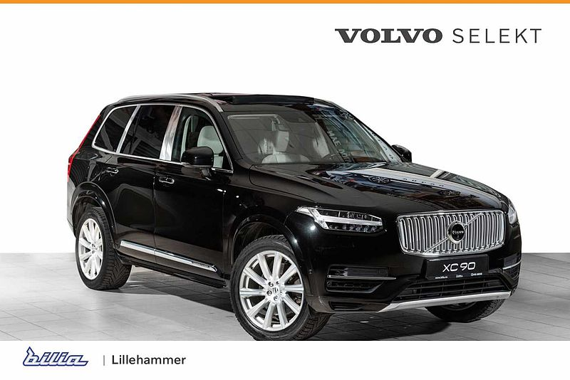 Volvo  T8 407hk Excellence AWD