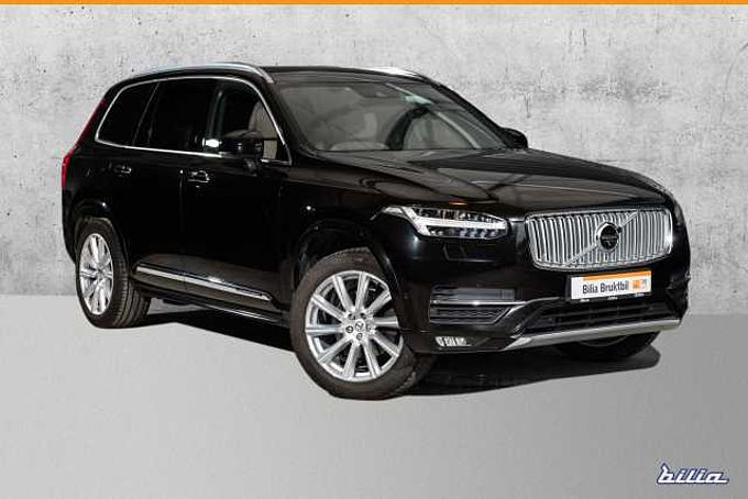 Volvo XC90 D5 225 Hk First Edition AWD Automat