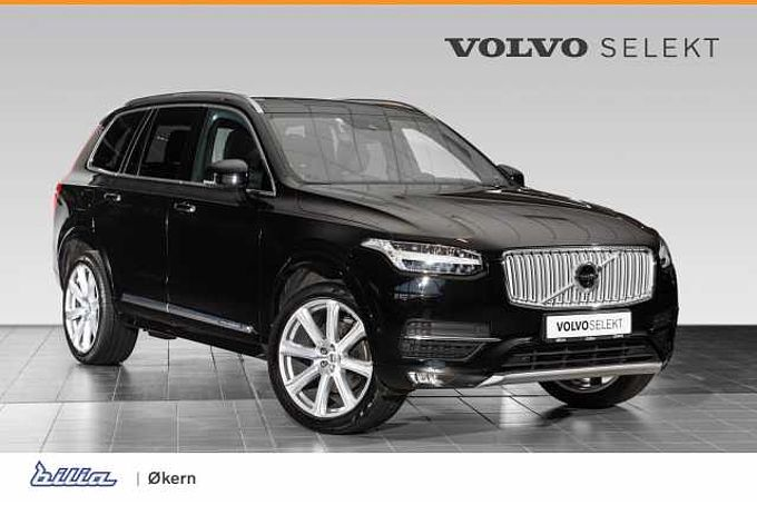 Volvo XC90 T5 AWD Inscription Aut. Utstyrsbombe 254 HK