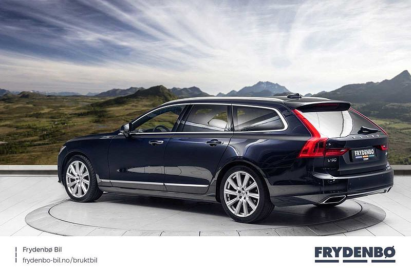 Volvo  D4 190hk Inscription aut